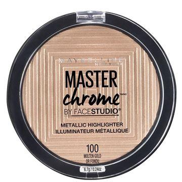 Imagen de Iluminador Master Chrome Maybelline Nº100