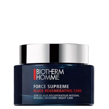 Imagen de Crema de Noche Biotherm Homme Force Supreme Black 75 ml