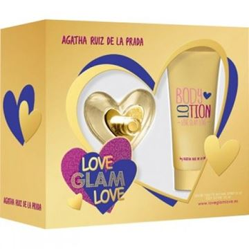 Imagen de A.Ruiz De La Prada Love Glam Love Edt 50 ml + Body Lotion 100 ml