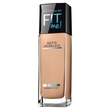 Imagen de Base de maquillaje Maybelline Fit Me Matte Nº130