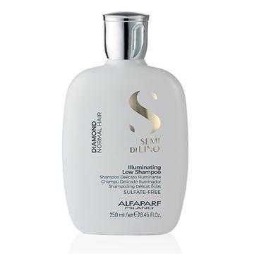 Imagen de Shampoo Alfaparf Diamond Illuminating Low Shampoo 250 ml