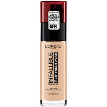 Imagen de Base Loreal Infallible 24H Fresh Wear N°430