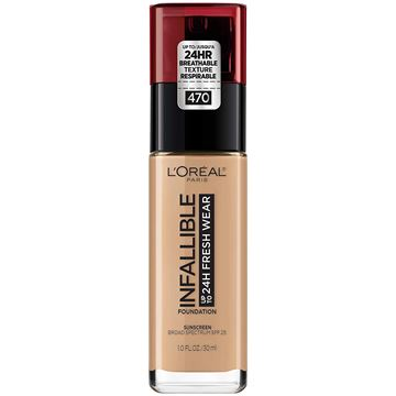 Imagen de Base Loreal Infallible 24H Fresh Wear N°470