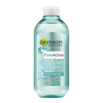 Imagen de Agua Micelar Garnier Pure Active 400 ml.