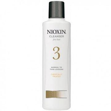 Imagen de Shampoo Nioxin System Nº3 300 ml