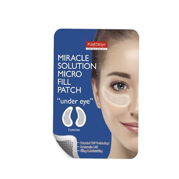 Imagen de Mascara Bajo Ojo Purederm Miracle Solution Micro Fill Patch