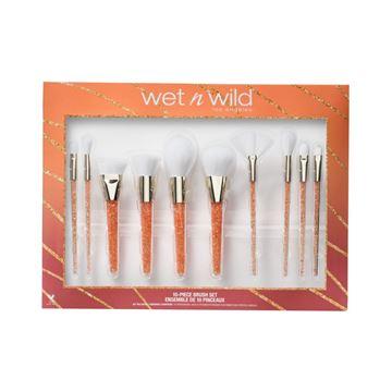 Imagen de Set de 10 Brochas Wet n Wild
