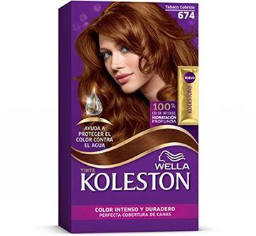 Imagen de Koleston Kit Nº 674 Tabaco Cobrizo