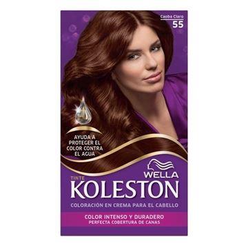 Imagen de Koleston Kit Nº 55 Caoba Claro