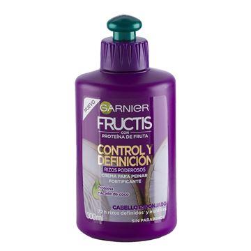 Imagen de Crema de Peinar Fructis Definicion Rizos