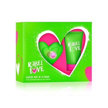 Imagen de Fragancia Agatha Rebel Love Edt 50 ml. + B.Lotion 50 ml