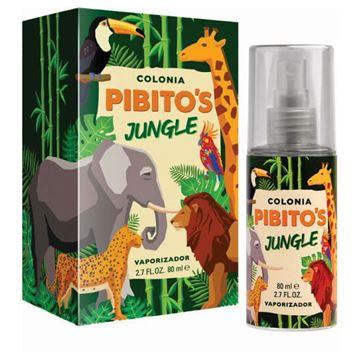 Imagen de Colonia Pibitos Jungle 80 ml