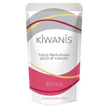 Imagen de Kiwanis Talco 250 ml Repuesto Rosa