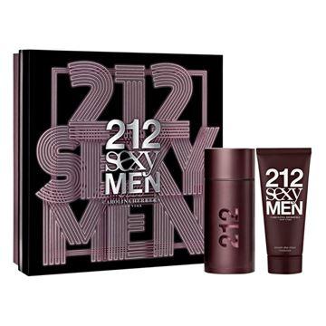 Imagen de 212 Sexy Men Edt 100ml + After Shave 100 ml Carolina Herrera
