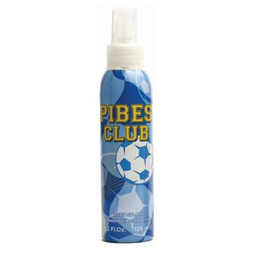 Imagen de Body Splash Pibes Club 125 ml