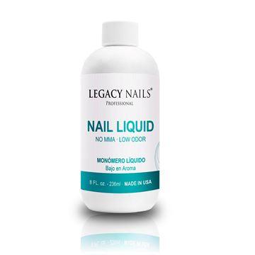 Imagen de Monomero Liquido Legacy Nails 236 ml