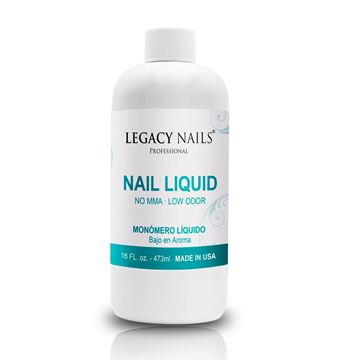 Imagen de Monomero Liquido Legacy Nails 473 ml