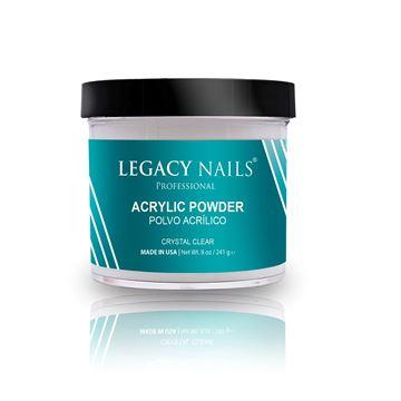 Imagen de Polvo Acrilico Legacy Nails Clear 241 gr