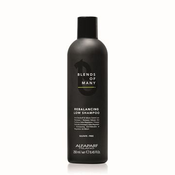 Imagen de Low Shampoo Alfaparf Blends of Many 250 ml Rebalancing
