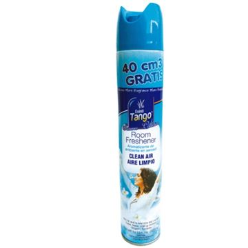 Imagen de Desodorante de Ambiente Tango 400 ml Aire Limpio