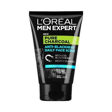 Imagen de Gel Exfoliante Loreal Men Expert Pure Charcoal 100 ml
