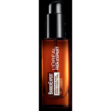 Imagen de Aceite para Barba Larga Loreal Men Expert 30 ml