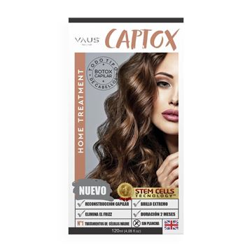 Imagen de Tratamiento Capilar Vaus Home Treatment Captox 120 ml