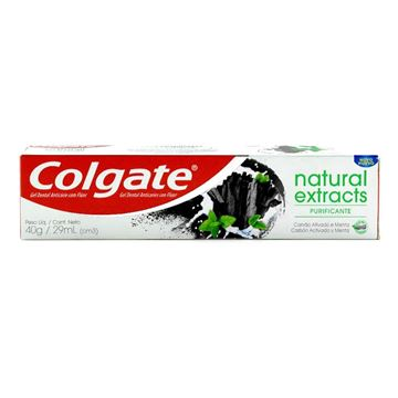 Imagen de Crema Dental Colgate Natural Extracts Purificante 90 gr
