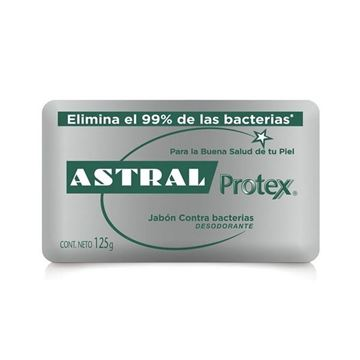 Imagen de Jabon Astral Protex 125 g