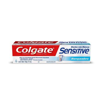 Imagen de Crema Dental Colgate Sensitive Blanqueadora 100 g