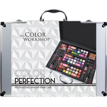 Imagen de Maletín con Maquillaje TCW Color Perfection 96 pzas