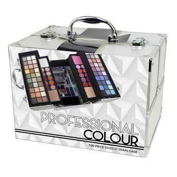 Imagen de Maletin con Maquillaje TCW Professional Colour 100 pzas