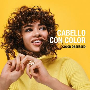 Logo de la marca Color Obsessed