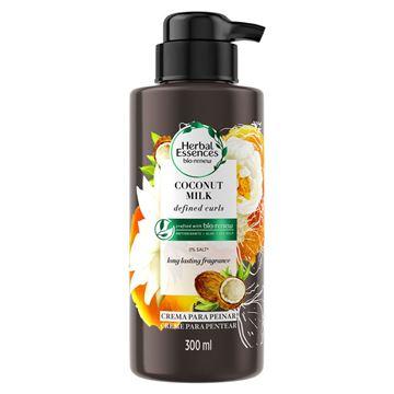 Imagen de Crema de Peinar Herbal Esscences 300 ml Coconut Milk