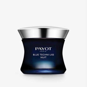 Imagen de Crema de Noche Payot Blue Techni Liss Nuit 50 ml