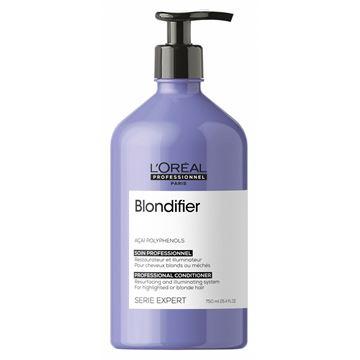 Imagen de Acondicionador Blondifier para Rubios Loreal Pro 750 ml