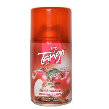 Imagen de Desodorante de Ambiente Repuesto Tango 250 ml Manzana/Canela