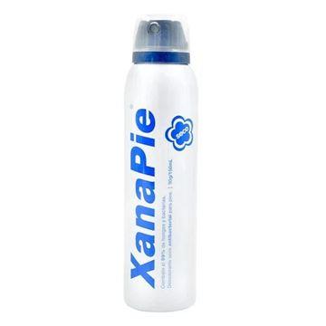 Imagen de Desodorante Seco Antibacterial para Pies Xanapie 150 ml